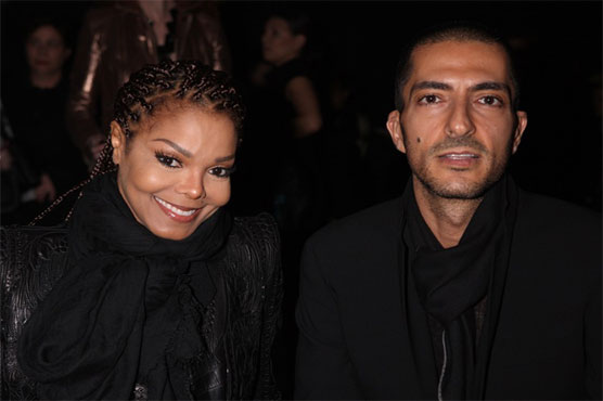 Janet Jackson Singer spotted 1st time since marriage breakup