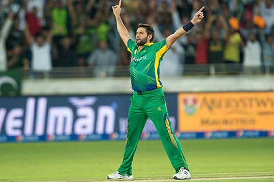 Cricket makes you cry more, laugh less: Shahid Afridi