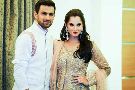 Shoaib Malik, Sania Mirza celebrating seven years of