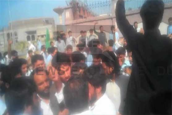 University student brutally killed over alleged blasphemy allegations