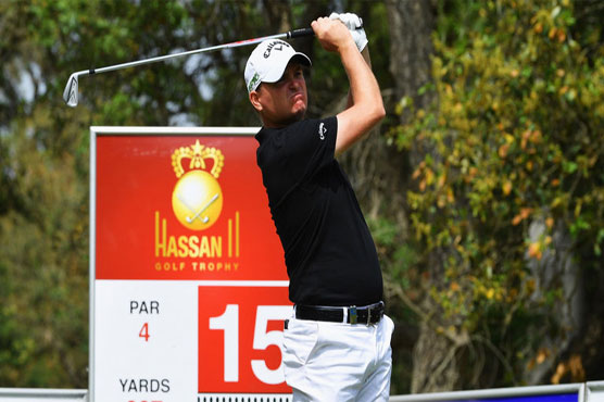 Paul Dunne leads by 2 at Trophee Hassan II