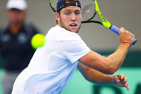 Sock leads 3 US players into US Men's Clay Court semifinals