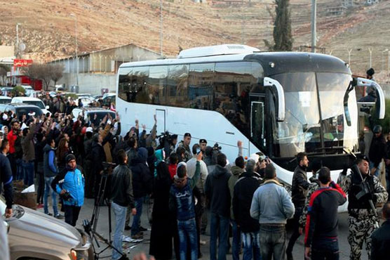 Syrians stuck around Aleppo as evacuation deal stalls - monitor, activists