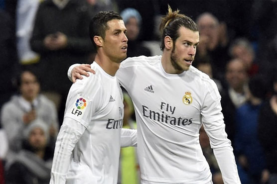 Football: Bale, Ronaldo out of Gijon trip