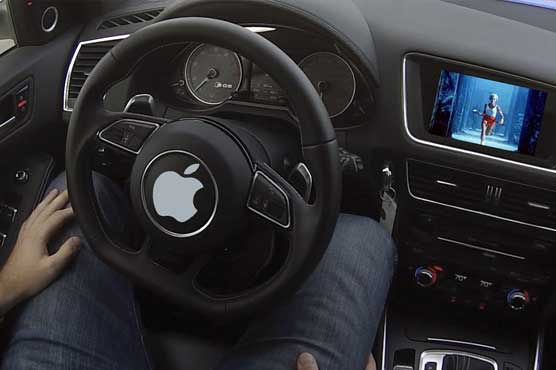 Apple Self-Driving Car Project is Alive