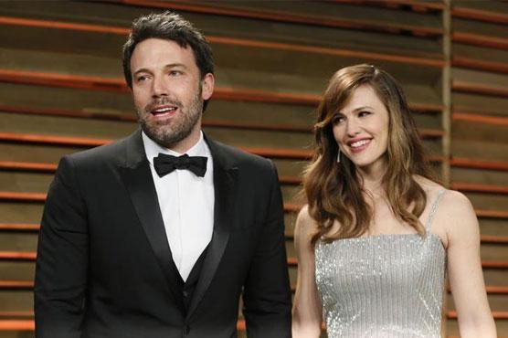 Hollywood's Ben Affleck and Jennifer Garner file for divorce