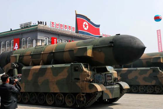 North Korea accuses United States  of creating situation for nuclear war