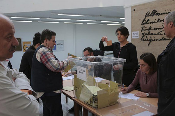 Turkish body votes against annulling referendum