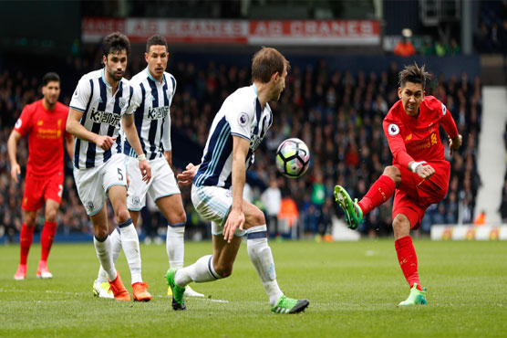 Football: Firmino lifts Liverpool back to third