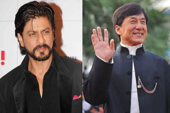 Fan moment: Shah Rukh Khan to change his surname to Chan