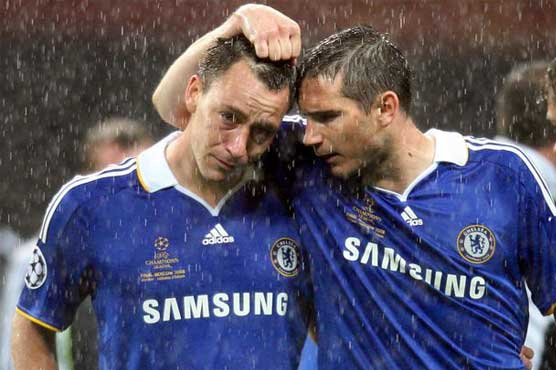 Terry one of greatest defenders of all time: Frank Lampard