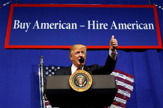Trump signs executive order reviewing H-1B visa program