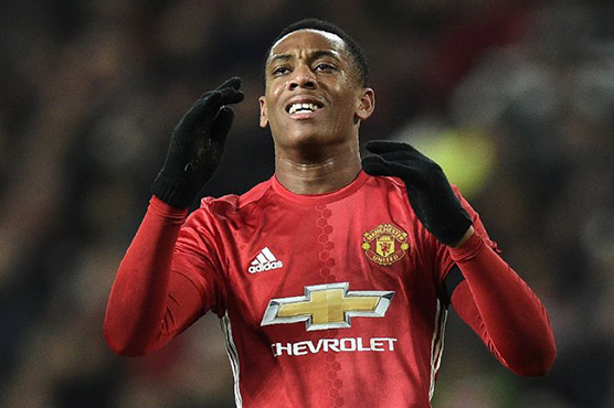 Mourinho tells Anthony Martial to prove his worth