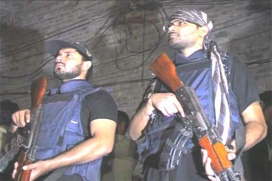 Eight terrorists killed in Sheikhupura