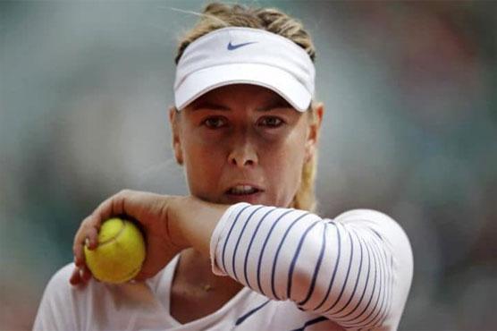 Sharapova should not get French Open wildcard, rival Radwanska says