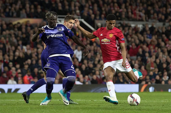 Europa League: Ashley Young's Manchester United all set to attack Anderlecht