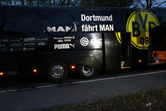 Dortmund bus was attacked to profit off shares dip