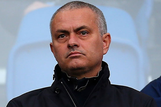Football: Man Utd 'in trouble' with injuries, says Mourinho