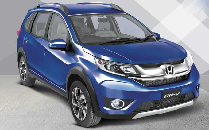 Honda Atlas Introduces Br V In Pakistan Business Dunya News