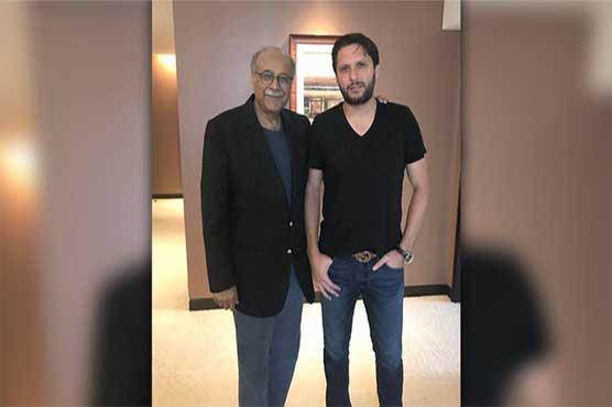 Afridi meets Sethi in Dubai, farewell plan finalised