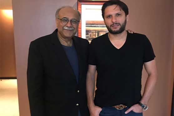 Shahid Afridi likely to get key post in PCB after farewell