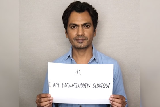 Nawazuddin Siddiqui says he is 16.66% all religions