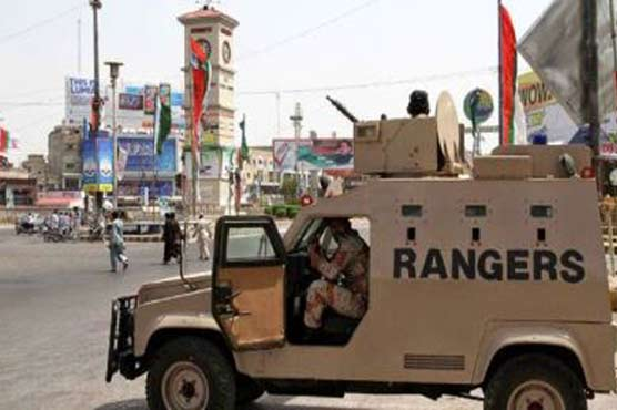 Suspected terrorist killed, another held in Karachi