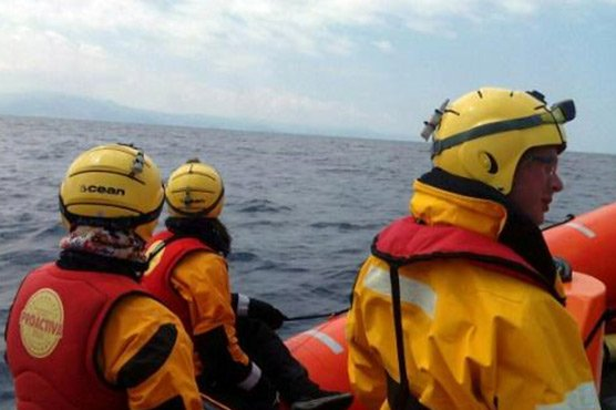 8 bodies recovered off Greek island of Lesbos, 2 women saved