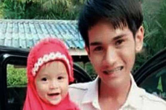 Father killed baby daughter and posted footage on Facebook