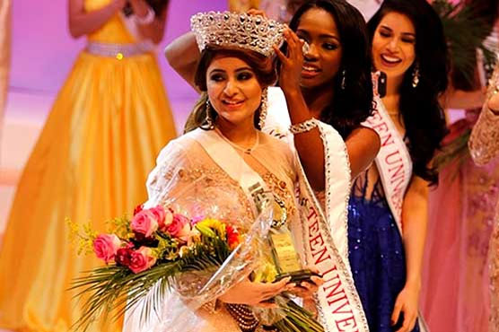 India's Srishti Kaur wins Miss Teen Universe pageant