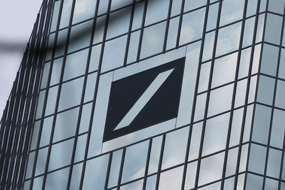 Deutsche Bank first quarter profit surges on debt trading