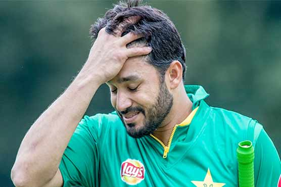 Azhar, Umar brought back for Champions Trophy