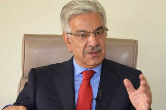 Asif raises Kashmir issue at Moscow security moot