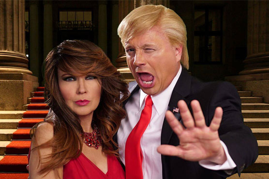 How Comedy Central's Donald Trump Impersonator Got His New Gig