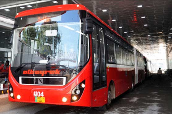 Rawalpindi Metro bus claims life of teenager girl - Pakistan