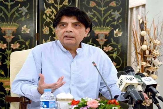 Khursheed Shah demands resignation from Nisar over Dawn Leaks issue