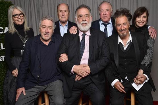 'Godfather' cast members reunite at New York film fest