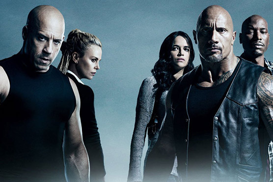 'Furious 8' outperforms three new releases