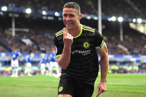 Cahill joy as Chelsea pass 'huge' title test