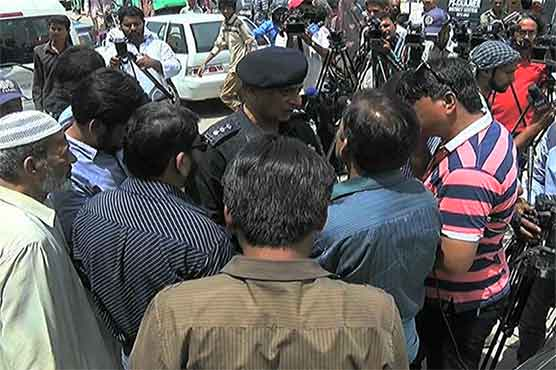Karachi: Six employees arrested in bank robbery worth Rs0.6mil