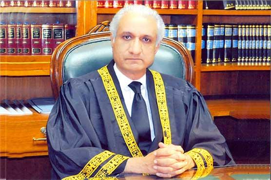 Justice Ijazul Ahsan to monitor NAB proceedings against Sharif family, Ishaq Dar