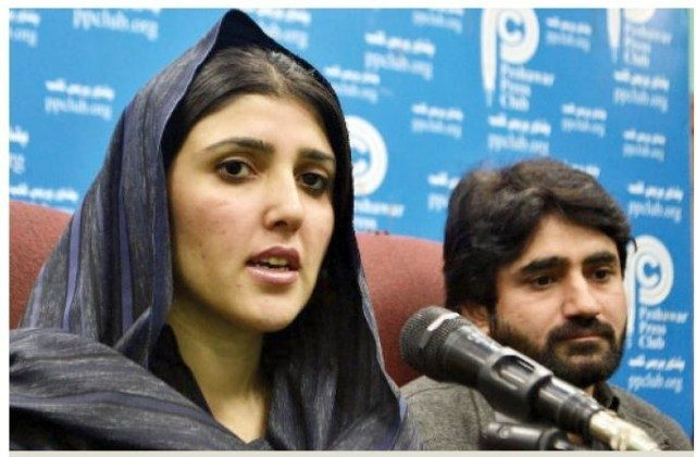 Ayesha Gulalai v Imran Khan: Pakistan weighs probe