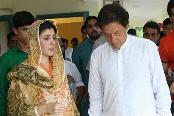 Imran Khan says won't say anything derogatory against Ayesha Gulalai