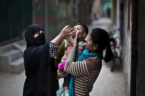 Polio virus found in sewage samples of Karachi areas