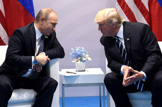 Kremlin agrees with Trump that Russia-US ties at unsafe low