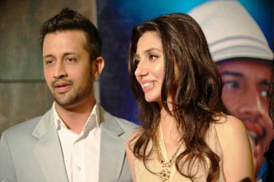 I introduced Mahira Khan in movies, says Atif Aslam - Entertainment - Dunya  News