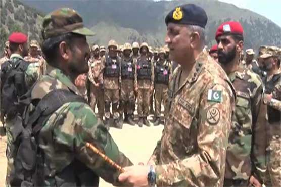 Gen Bajwa says Pakistan heading towards a normalised state