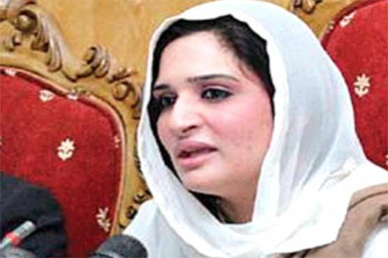 Another woman comes to fore after Ayesha Ahad, Gulalai