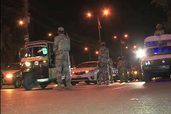 Three alleged terrorists involved in police killings detained in Karachi