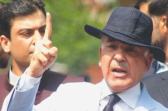 Nawaz Sharif rules over hearts of masses: Shahbaz